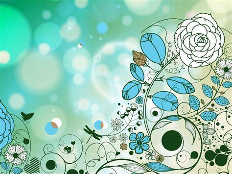 style background color vintage style flowers backgrounds beige black blue