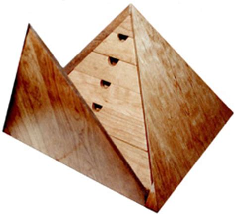 Images For Kitchen Furniture ferland woodworking co inc pyramid shaped jewelry box
