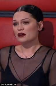 the voice australia jessie j delta goodrem and benji the voice australia s jessie j and delta goodrem tear up