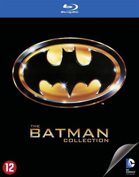 Batman Collection bol batman collection michael keaton