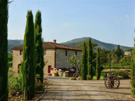 Salle De Bain Charme 4637 by Molino Chianti Au Bucine Toscane Abritel