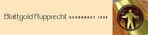 le blattgold blattgold rupprecht schwabach goldschl 228 ger