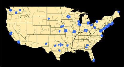 map us missile silos serious what cities in the united states would be