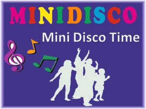 Murah Mini Disco L mini disco time