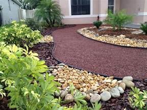 Landscape Ideas No Grass Front Yard Landscape Design Ideas With No Grass Front