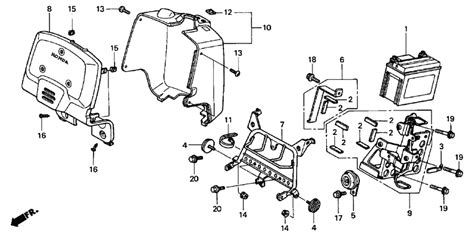 honda ruckus motor diagram 26 wiring diagram images