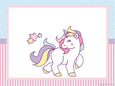 imagenes unicornios gratis unic 243 rnio kit festa gr 225 tis para imprimir inspire sua