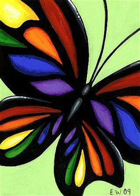 wings of rainbow stained glass by artist elaina wagner rainbows artist