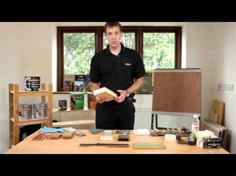 preparing woodwork for painting how to prepare bare wood for paint or varnish