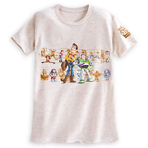 disney themed clothing for adults toy story 20th anniversary merchandise from disney store
