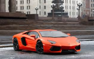 Lamborghini Aventador Orange Lamborghini Aventador Orange Wallpaper Johnywheels