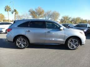 2017 acura mdx with technology package las vegas nv 16332199