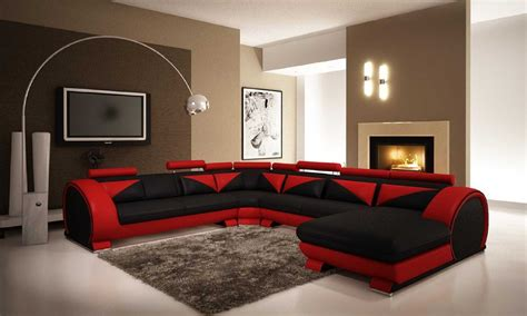 modern luxury living rooms ideas decoholic red and black living room decorating ideas home design
