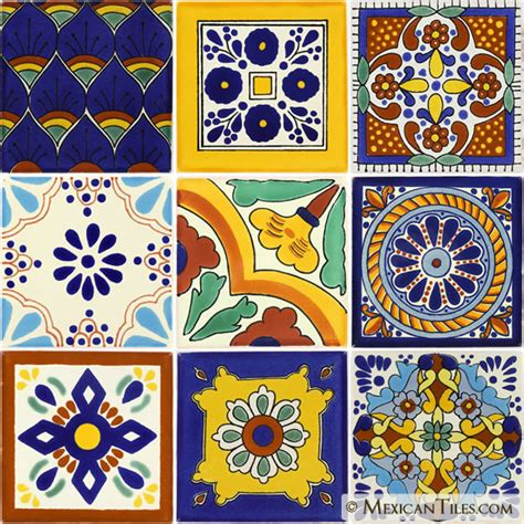mexikanische fliesen mexican tile decorative talavera mexican tile