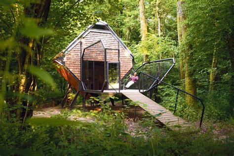 andreas wenning lofty ambitions three sophisticated tree house designs