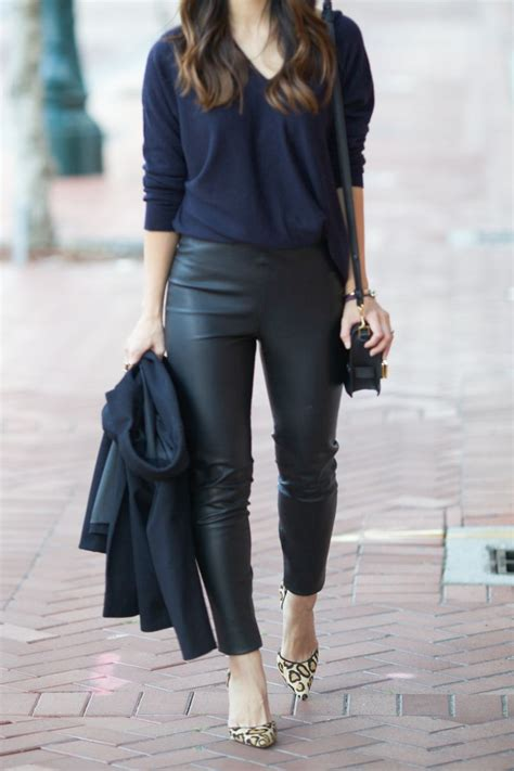 Simple But Chic Winter Outfits