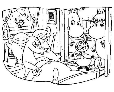 Colour Yourself Silly With Lomolitos Coloured Flash Cameras by Http Www Dadvertising Fi Moomin Coloringbook Images