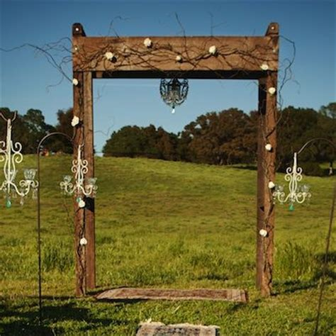 Wedding Arch Rental Sacramento by The Chandelier Vintage And Wedding On