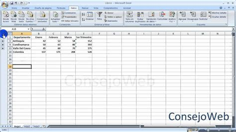 tutorial en excel 2010 tutorial excel 2010 online tutorial
