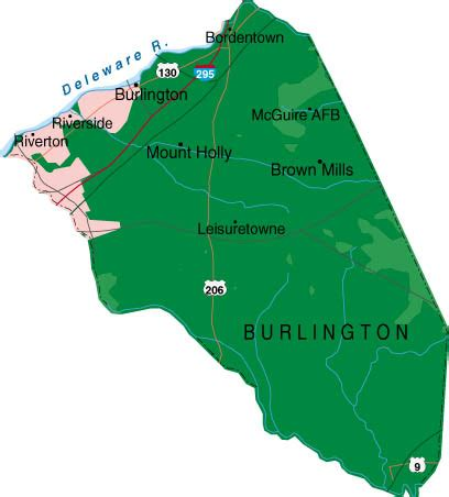 Burlington County Nj Records Burlington