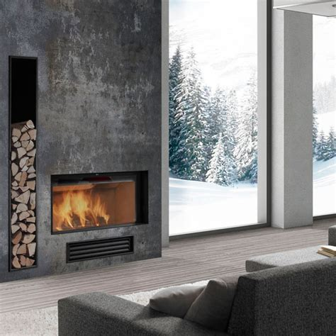 Modern Fireplace Design by Fireplaces Designs