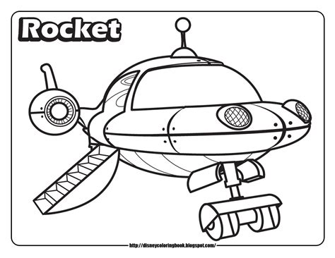 coloring pages rocket einsteins 2 free disney coloring sheets learn to