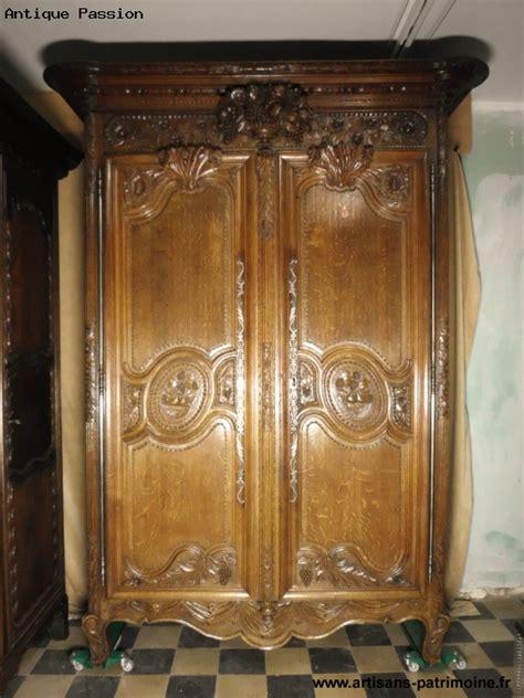 prix armoire normande armoires artisans du patrimoine