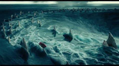 el mar de los percy jackson y el mar de los monstruos trailer 2 espa 241 ol hd youtube