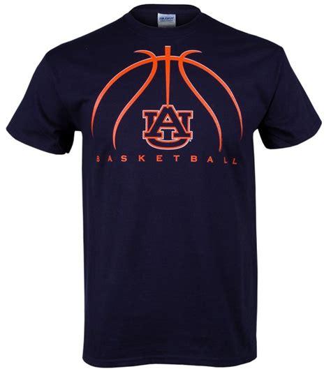 T Shirt Basketball auburn basketball 2012 t shirt navy