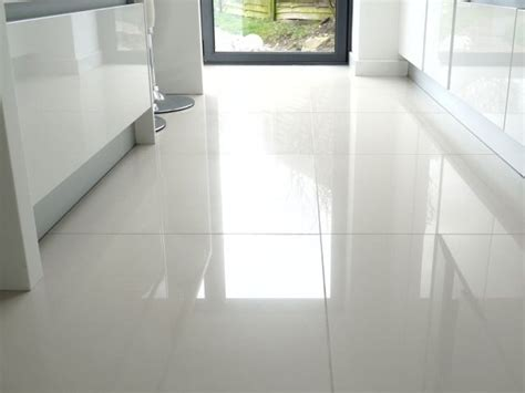 gloss tiles on bathroom floor details about brilliant white high gloss pre sealed
