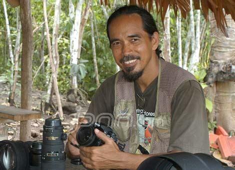 film petualangan alam liar riza marlon 20 tahun jadi fotografer spesialis alam liar