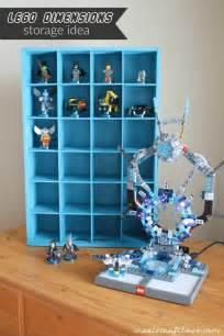 Craft Ideas For Kid - lego dimensions storage idea