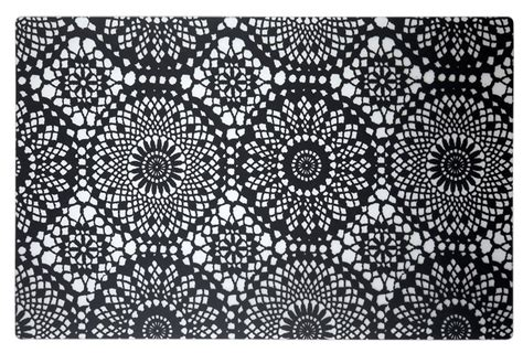 duftkerzen gã nstig kaufen galzone tischset muster schwarz transparent 28 5 x 44cm
