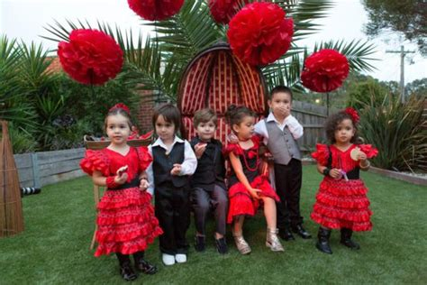 themed party in spanish kara s party ideas 187 flamenco dancer themed party via kara