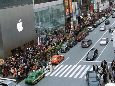 Line Iphone lines for the iphone 6 from around the world soranews24