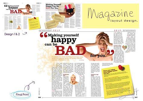 magazine layout lingo magazine layout design by sockying on deviantart like