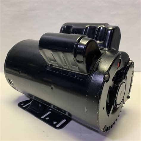 10 hp air motor 5 hp 230 vac 3450rpm us motor air compressor motor