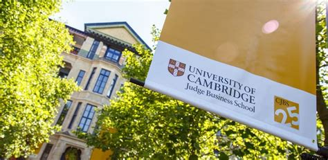 Cambridge Mba Academic Calendar by Pioneering Spirit Cjbs Insight