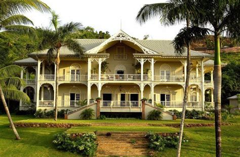 plantation style architecture french caribbean plantation architecture dominican