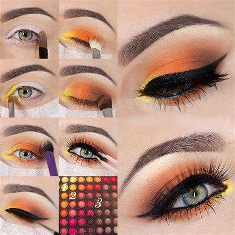 tutorial eyeshadow wardah seri d colorful eyeshadow tutorials for blue eyes blue eyes