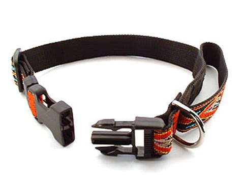 Handcraft Collars - easy guide agility flyball collar