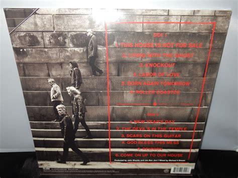 Vinyl Record Bon Jovi Lost Highway bon jovi this house is not for sale vinyl lp in gatefold