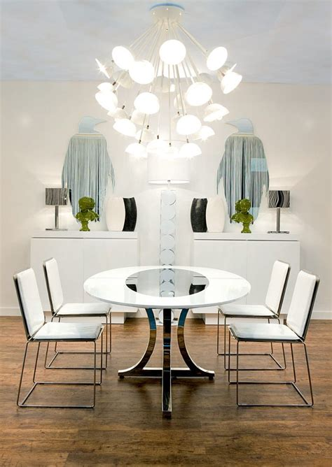 formal dining room dining room contemporary with hanging