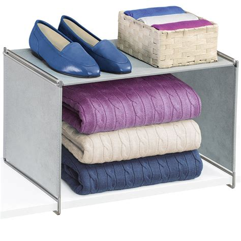 Shelf Dividers Closet by Closet Shelf Organizer In Shelf Dividers