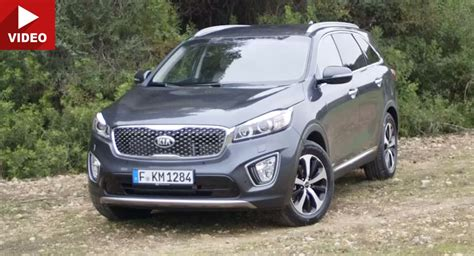 How Much Is A New Kia Sorento 2015 Kia Sorento Is A Lot Of Metal For The Money Says Review