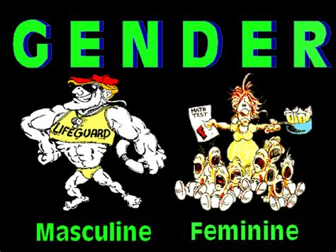 Gender Stereotypes Masculinity And Femininity | gender roles just another wordpress com weblog