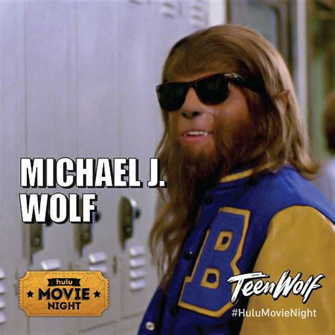 michael j fox wolf movie 202 best images about tv shows and movies growing up on