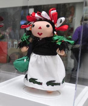 traditional mexican rag dolls world renowned designers design for traditional mexican