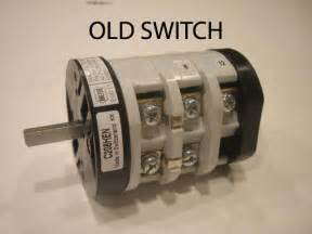 5 102742 reverser switch for most coats corghi tire changers karl s equipment and supply corp