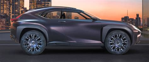 lexus ux concept previewing a new compact suv image 557057